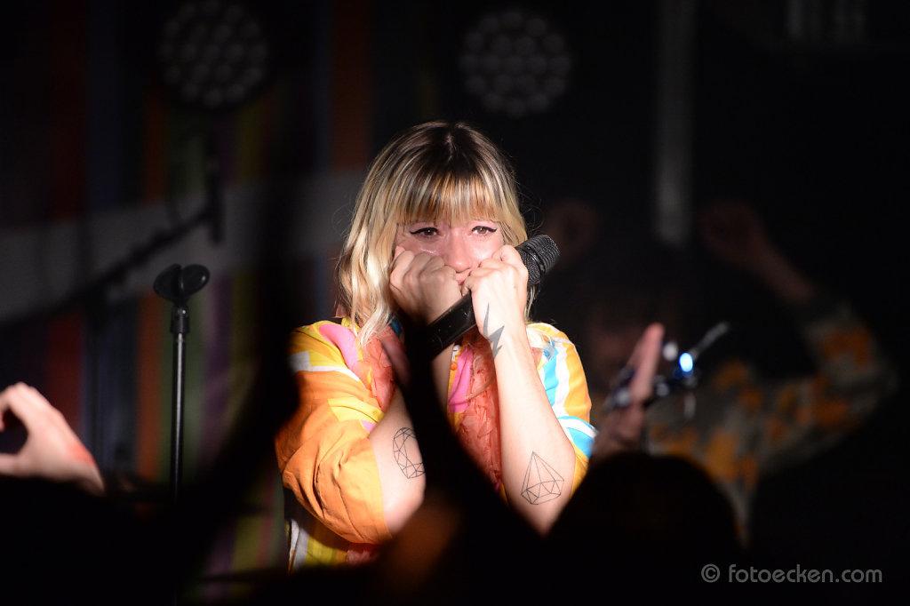 Mia in Concert
